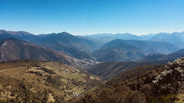 Mont Ne, one of the best Pyrenees hikes