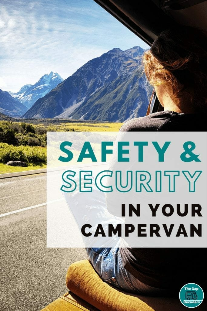 How to Stay Safe & Legal in Your Motorhome