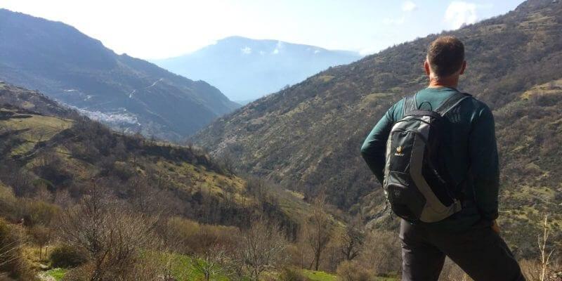Hiking Junta de los Rios, Sierra Nevada