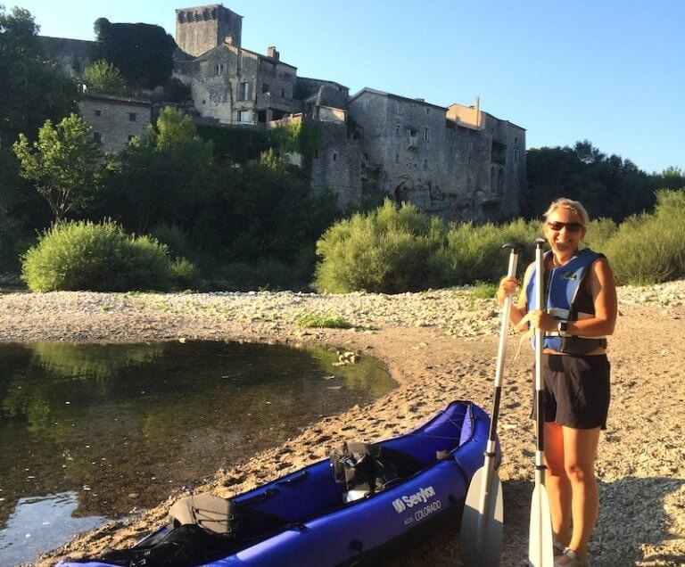 Inflatable kayaking tips for beginners