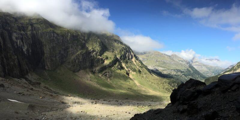 Hiking Cirque de Gavarnie, Haute Pyrenees