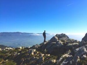 Hiking La Pena, Tarifa
