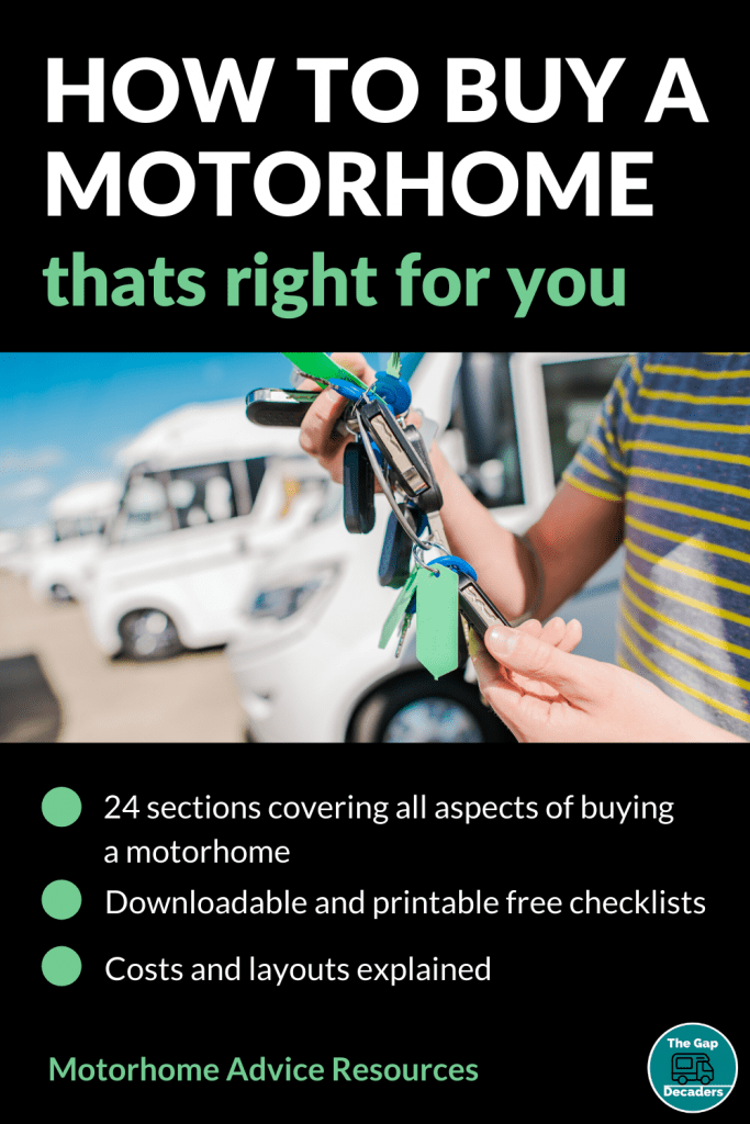 How to Buy a Motorhome