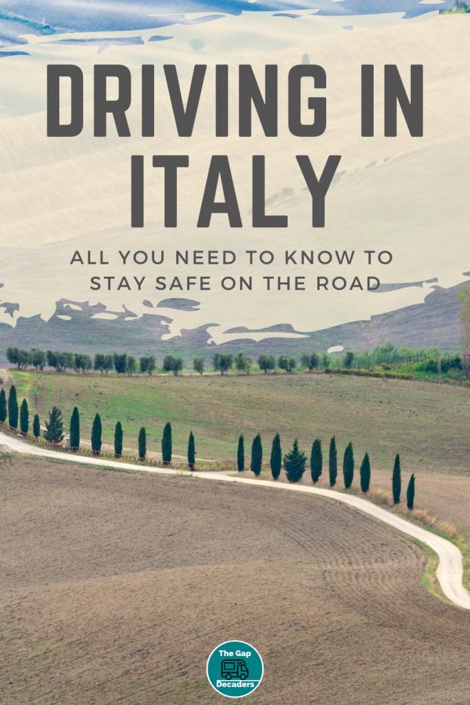 Italy road safety