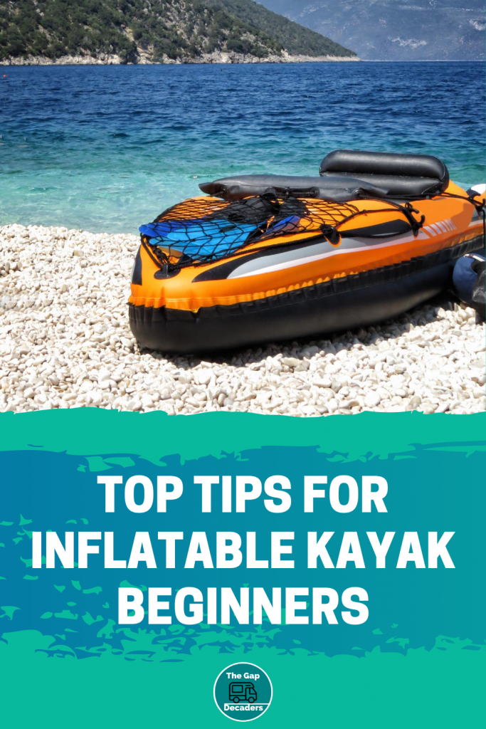 Top Tips for Inflatable Kayak Beginners