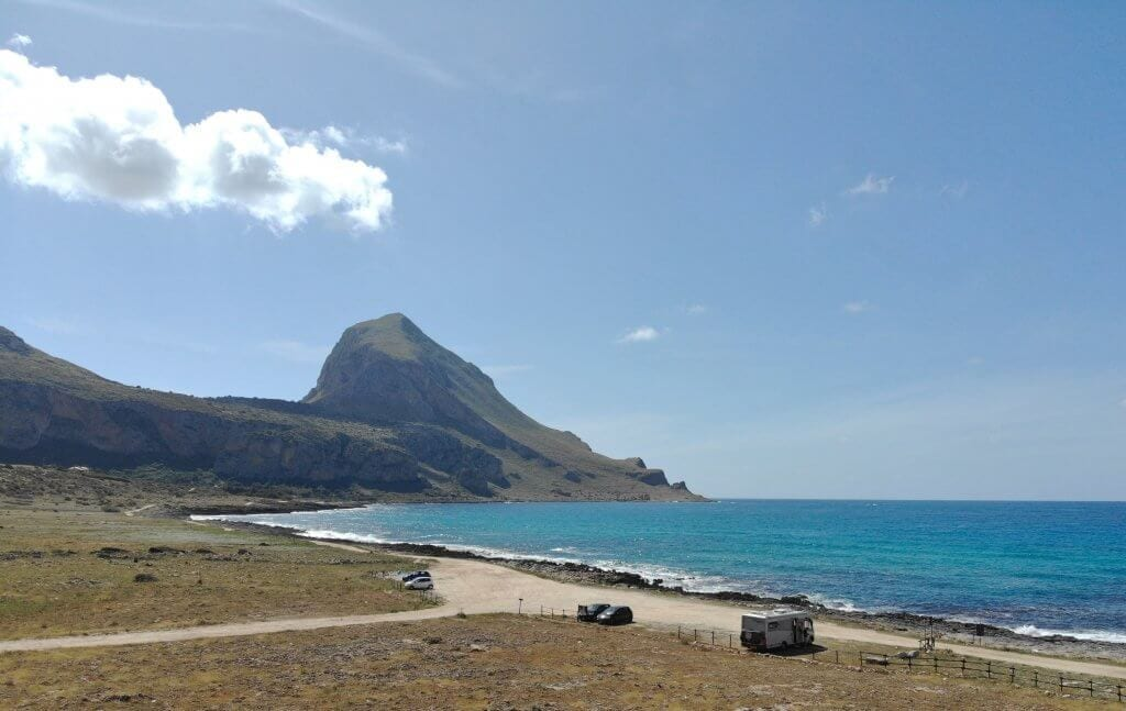 How to Visit Sicily in a Motorhome