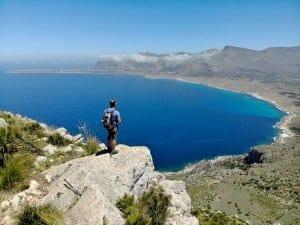 how to hike Monte Cofano