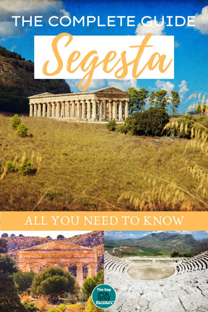 Segesta Sicily Italy