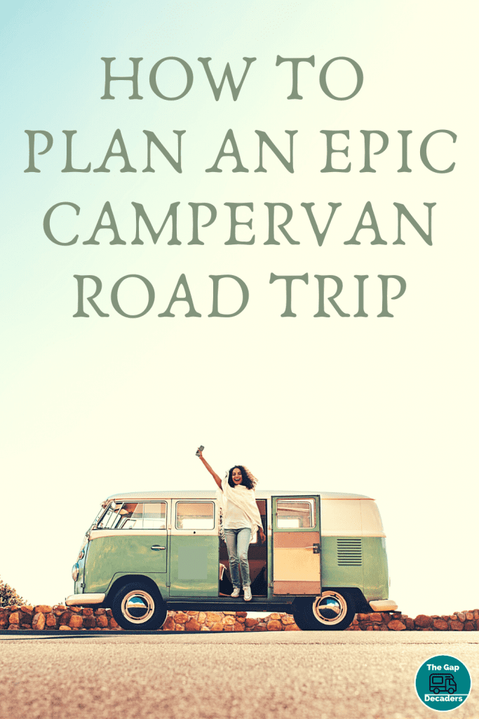 How to Plan an Epic Motorhome road trip