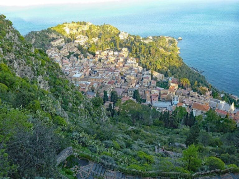 What to see in Sicily? Taormina is a key sight