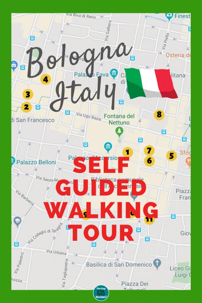 Food tour Bologna