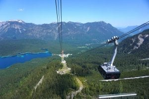 Zugspitze; One Way or Another