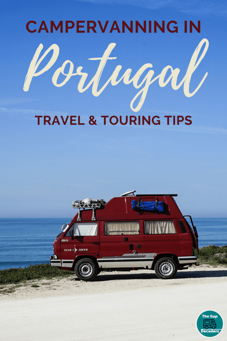 Top Tips for Touring Portugal in a Motorhome