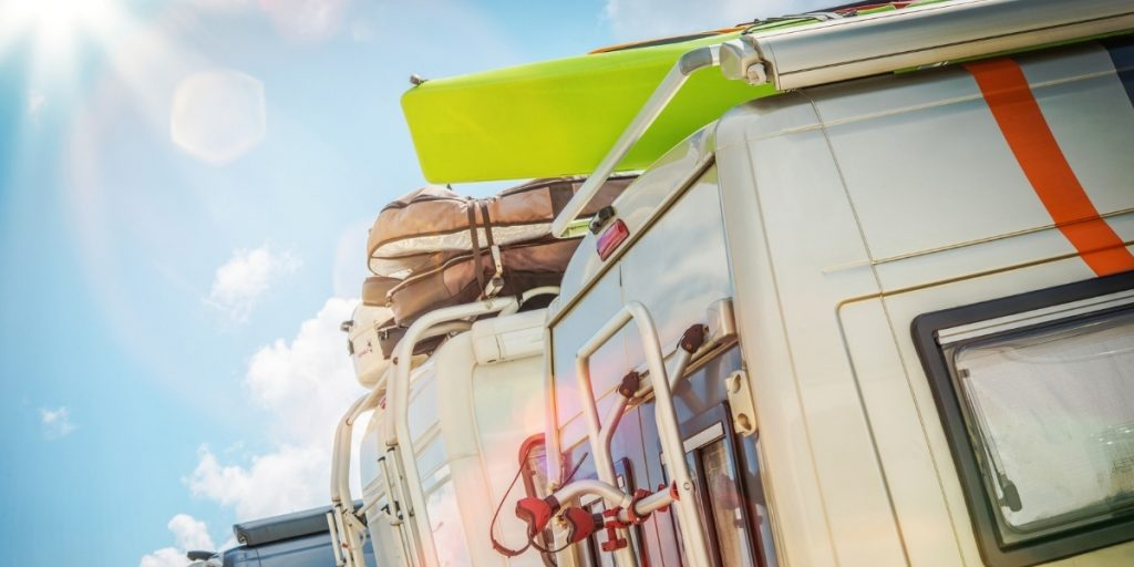how to weigh your motorhome