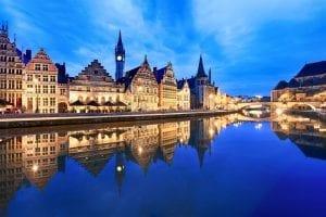 Motorhome Travel in Belgium; Essential Facts