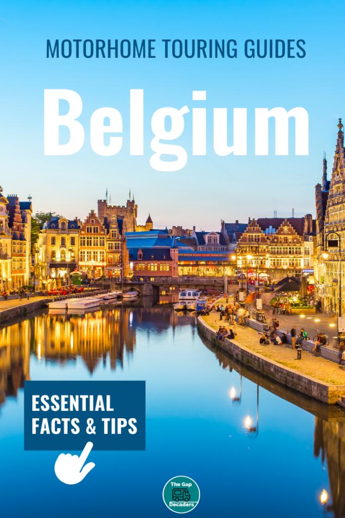 Belgium campervan tips