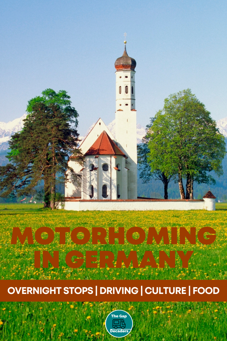motorhome travel tips for Germany