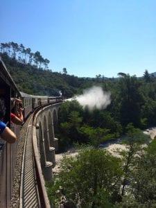 Steam Train of the Cevennes & La Bambouseraie