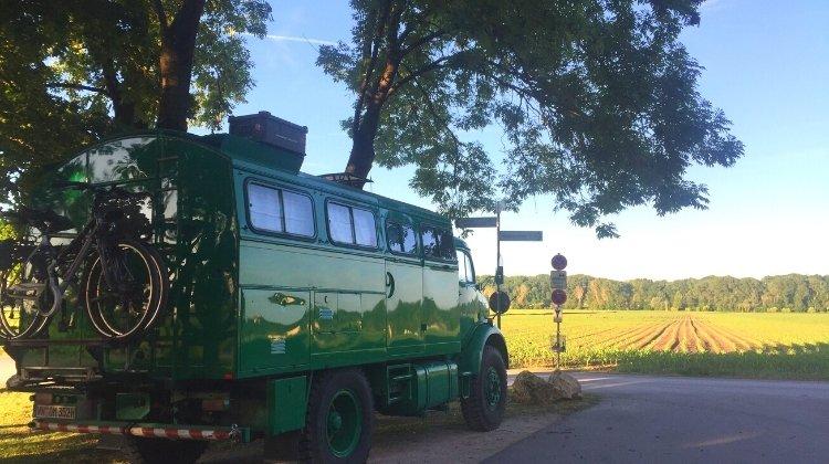 motorhome germany camping
