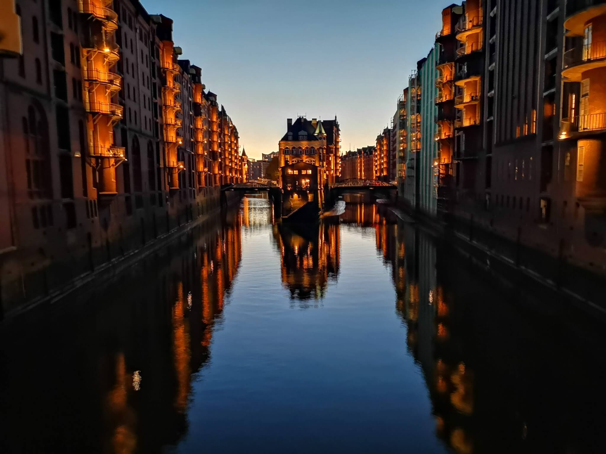 How to Visit Hamburg in a Motorhome