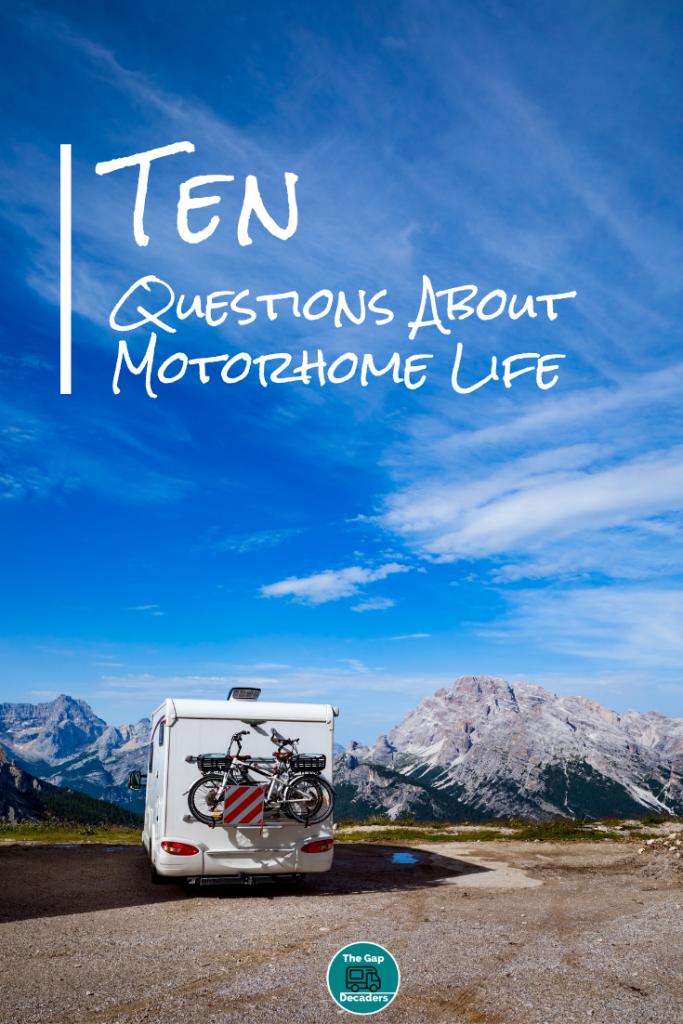 motorhome life tips and tricks