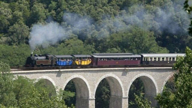 Steam Train of the Cevennes