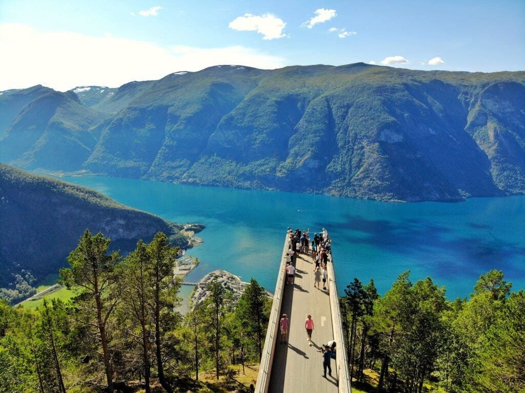How to Visit Flam in a Motorhome
