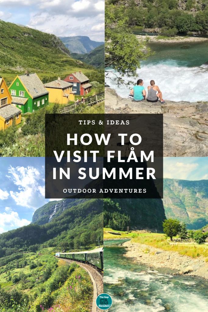 Top outdoor activities in Flam Norway