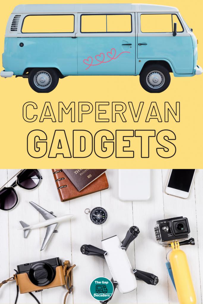 campervan gadgets