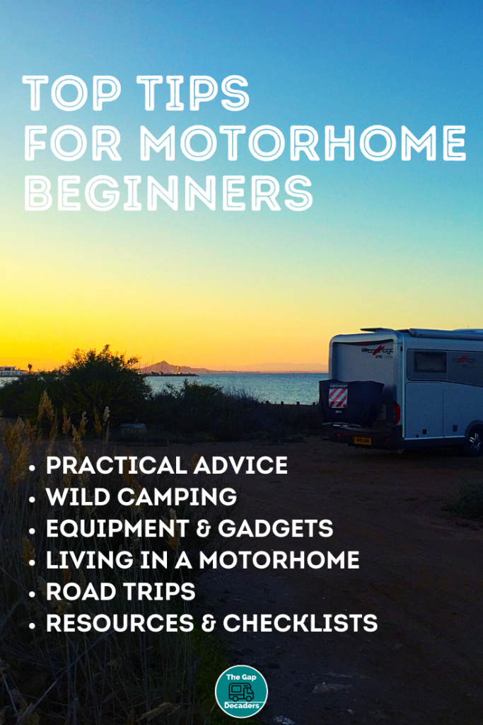 motorhome tips and tricks