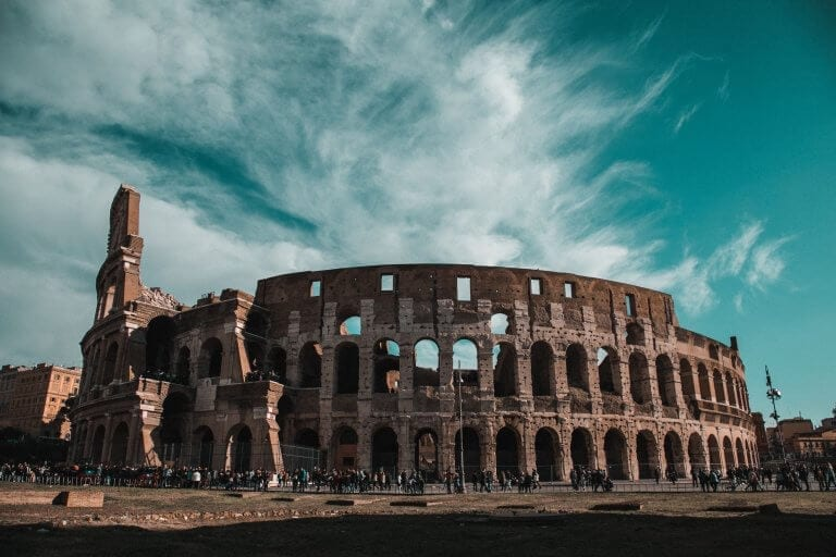 How to Visit Rome in a Motorhome