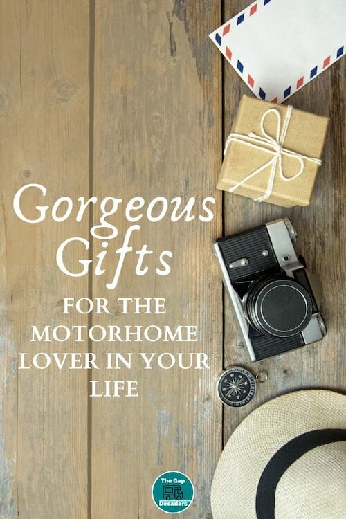 Gorgeous motorhome gifts