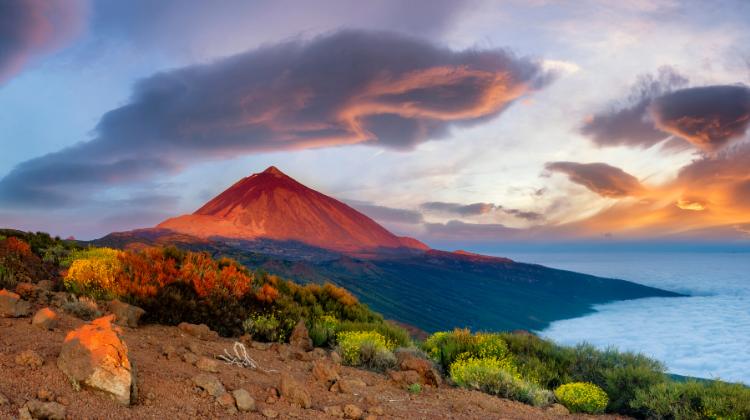 One of the best European destinations winter, Tenerife