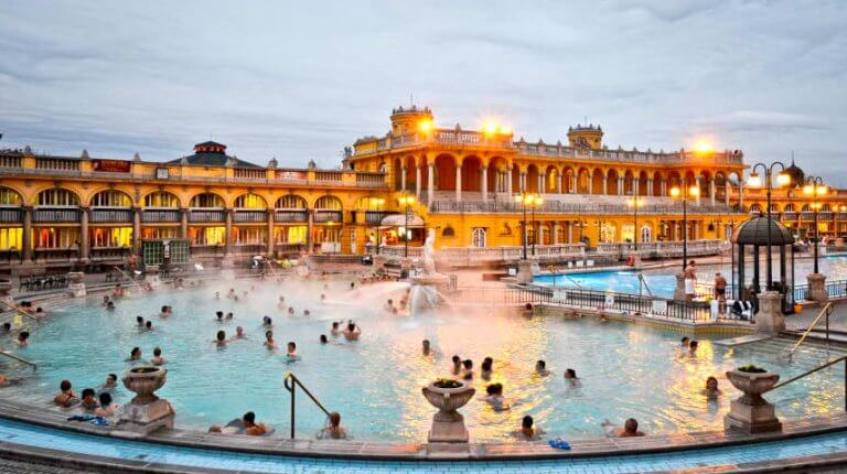 Wondering where to go in winter Europe? Go to Budapest!