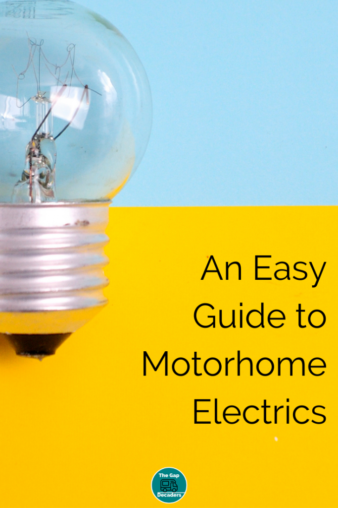 motorhome electricity