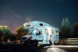 How to Power up Your Motorhome Wild Camping