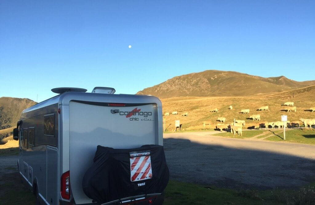 A Seven Day Motorhome Tour of The Pyrenees