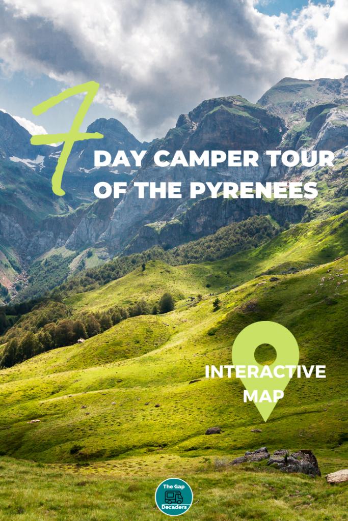 hiking Pyrenees Spain