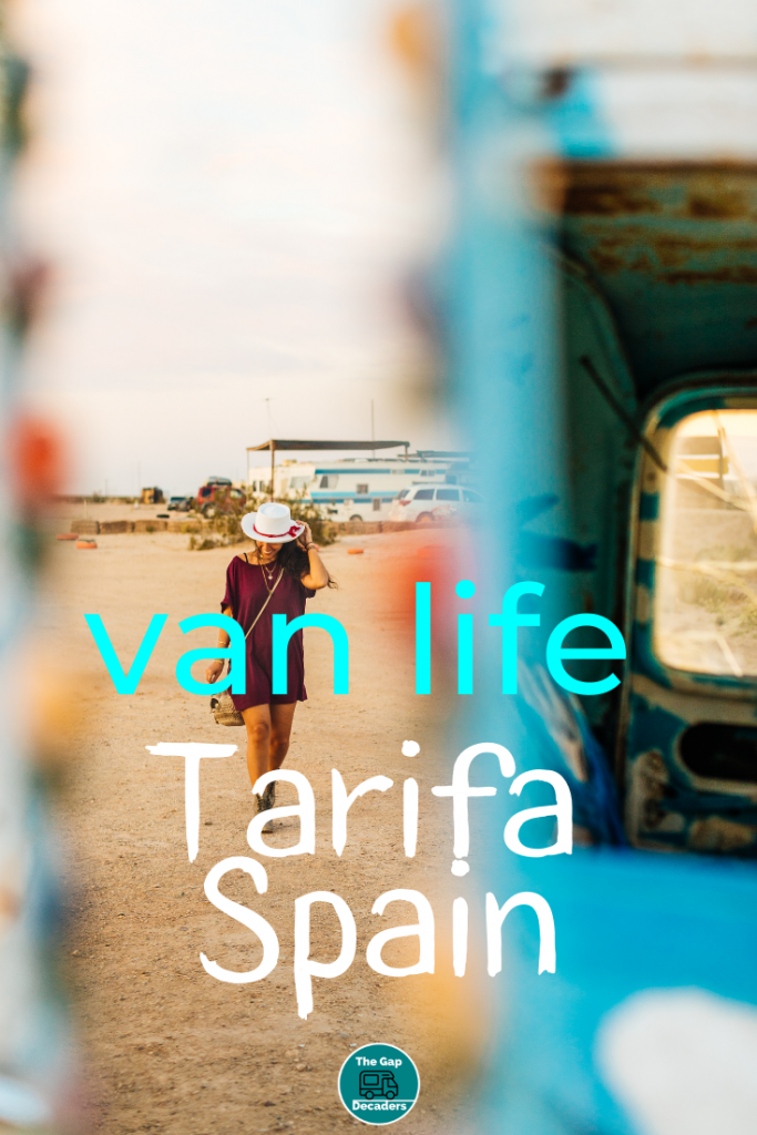 motorhome life Tarifa Spain