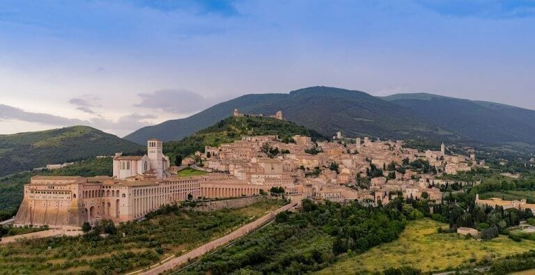 How to Tour Italy in a Motorhome