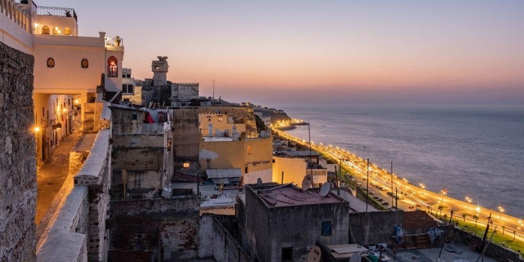 Tarifa to Tangier