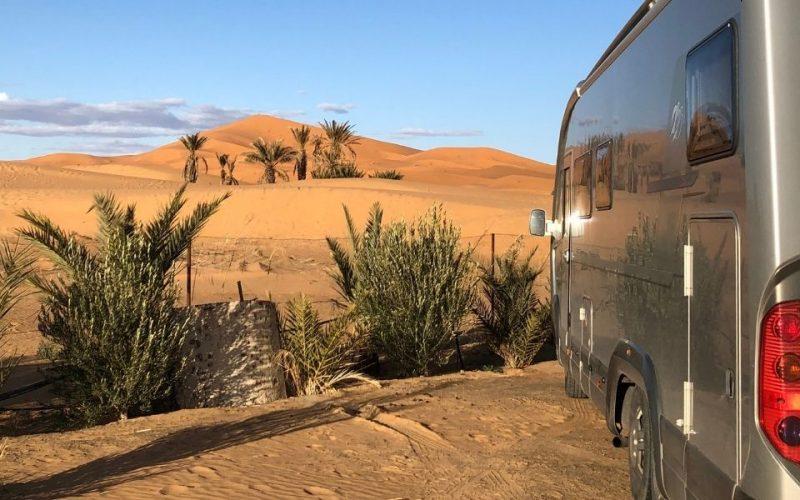 Motorhoming in Morocco