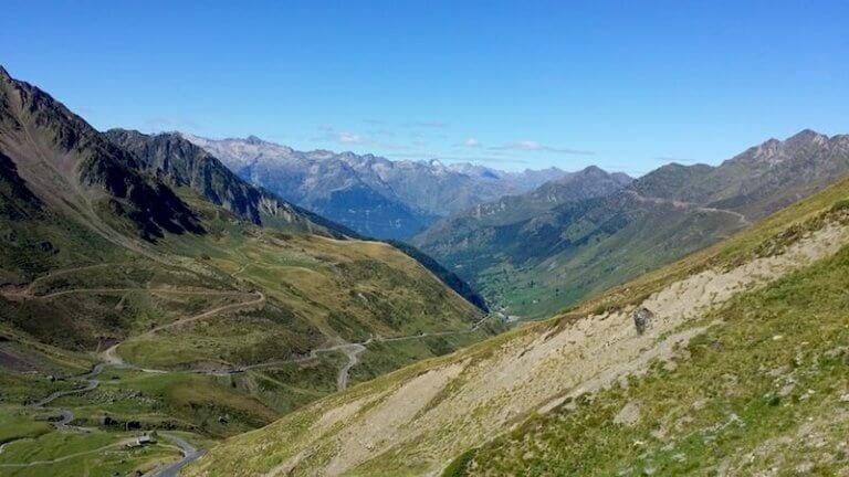Col du Tourmalet, France