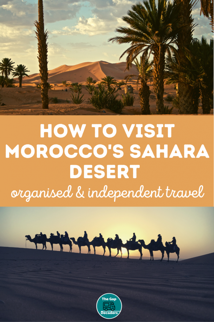 Find the best Morocco Sahara desert tours from Marrakech