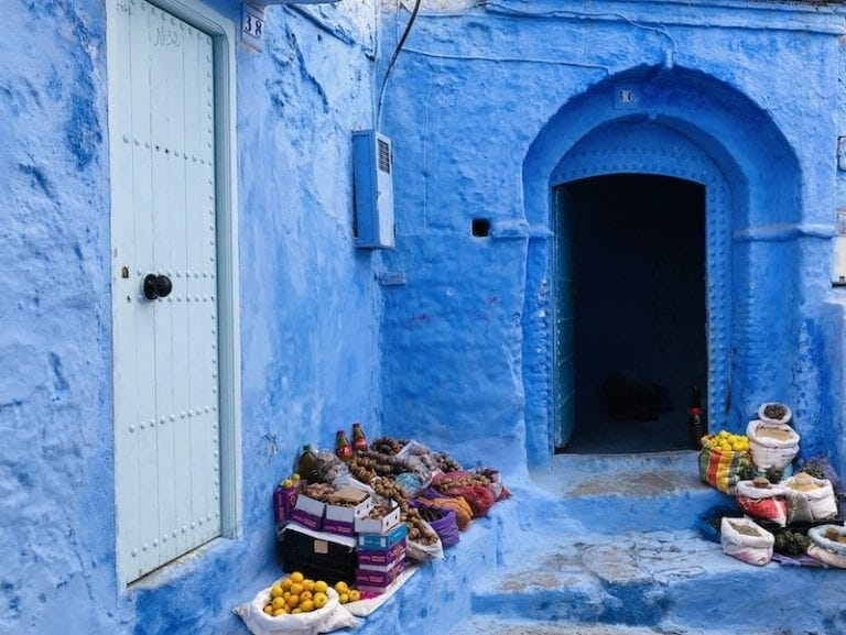 Chefchaouen The Blue City Morocco