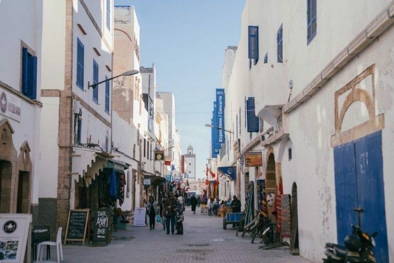 Morocco coast road trip
