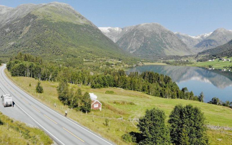 Norway by Motorhome