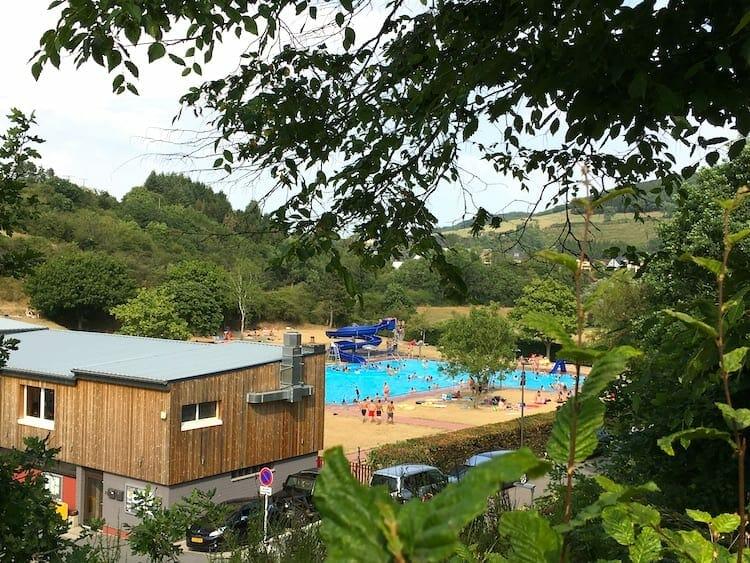 Best campsite in Luxembourg