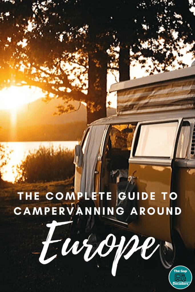 the Complete Guide to Campervanning Around Europe