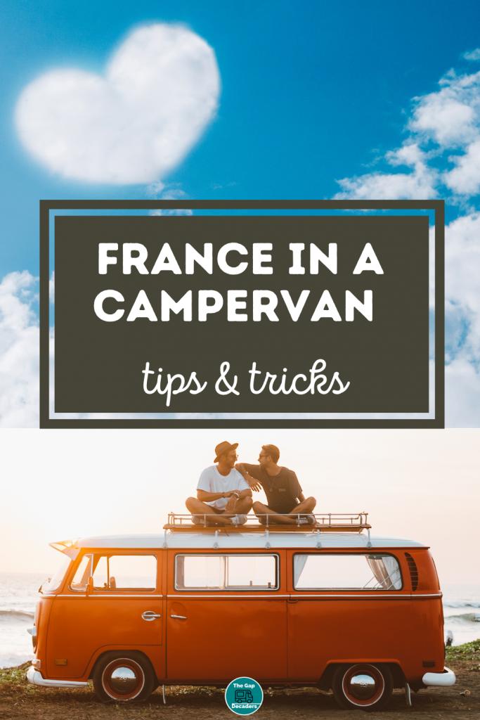 France by campervan